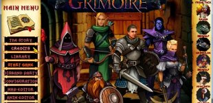 Grimoire: Heralds of the Winged . Релизный трейлер