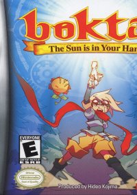 Обложка Boktai: The Sun Is in Your Hand