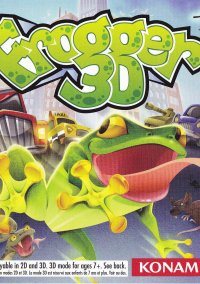 Обложка Frogger 3D
