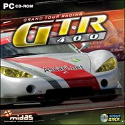 Обложка GT-R 400