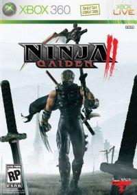 Ninja Gaiden II – фото обложки игры