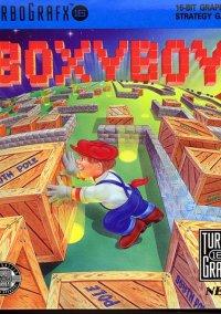 Обложка Boxy Boy