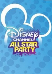 Обложка Disney Channel All Star Party