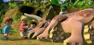 LEGO Jurassic World. Геймплейный трейлер