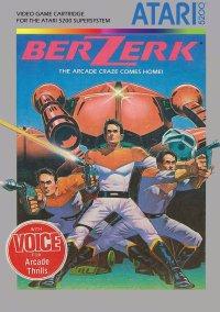 Обложка Berzerk