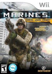 Обложка Marines: Modern Urban Combat