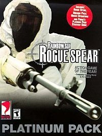 Tom Clancy's Rainbow Six: Rogue Spear (Platinum Pack) – фото обложки игры