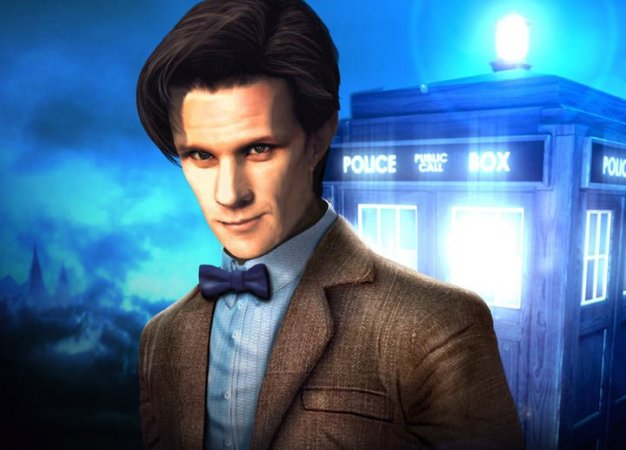 Рецензия на Doctor Who: The Eternity Clock