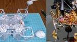 Своими руками: бумага, клей, терпение — готов космический корабль - Изображение 21