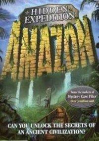 Обложка Секретная экспедиция. Амазонка