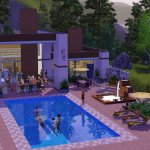 Скриншот The Sims 3: Outdoor Living Stuff – Изображение 2