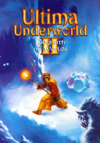 Обложка Ultima Underworld 2: Labyrinth of Worlds