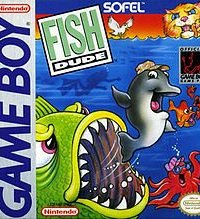 Обложка Fish Dude