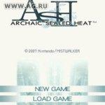 Скриншот ASH: Archaic Sealed Heat – Изображение 2