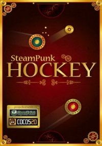 Обложка SteamPunk Hockey