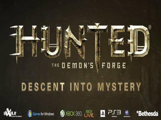 Hunted: Кузня Демонов. Дневники разработчиков