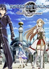Обложка Sword Art Online: Hollow Realization