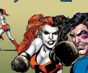 Харли Квинн сразится с Суперменом в память о Мухаммеде Али