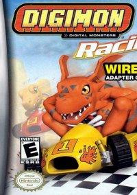 Обложка Digimon Racing