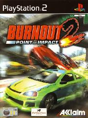 Обложка Burnout 2: Point of Impact