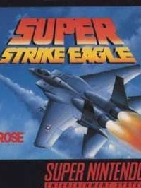 Обложка Super Strike Eagle