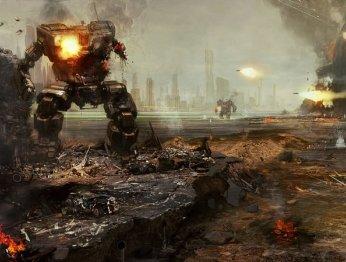 Mechwarrior Online VS Hawken: Битва роботов