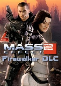 Обложка Mass Effect 2: Firewalker