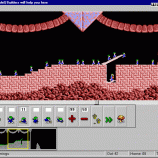 Скриншот Lemmings for Windows 95