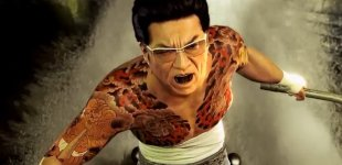 Yakuza Zero: Chikai no Basho. Видео #2