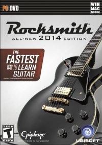 Обложка Rocksmith 2014 Edition: Remastered