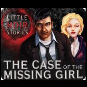 Обложка Little Noir Stories: The Case of the Missing Girl