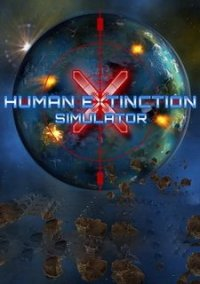Обложка Human Extinction Simulator