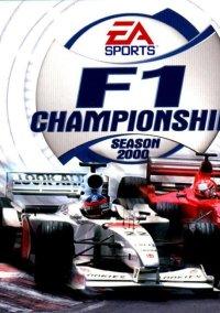 Обложка F1 Championship Season 2000