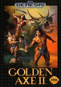 Обложка Golden Axe II
