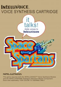 Обложка Space Spartans
