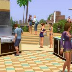 Скриншот The Sims 3: Outdoor Living Stuff – Изображение 1