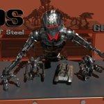 Скриншот Minions of Steel  – Изображение 1