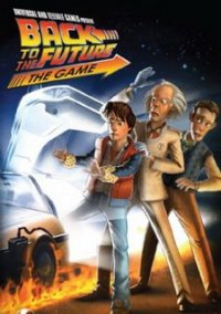 Обложка Back to the Future: The Game