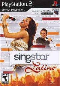 Обложка SingStar Latino