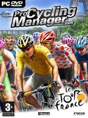 Обложка Pro Cycling Manager Season 2009