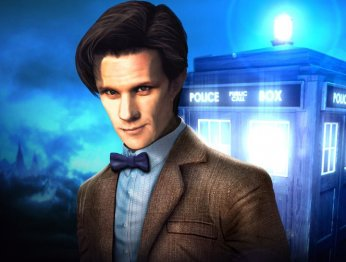 Рецензия на Doctor Who: The Eternity Clock