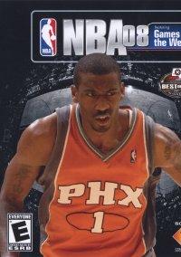 Обложка NBA 08