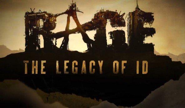RAGE - The Legacy of Id на русском (1 из 6)