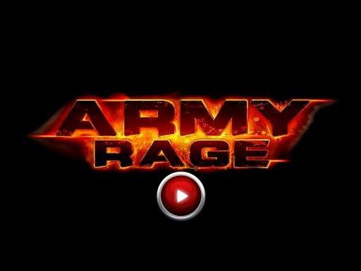 Army Rage. Геймплей