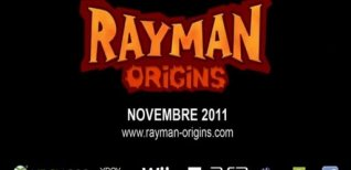 Rayman Origins. Видео #1