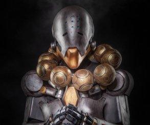 Человек-машина: косплеер постиг путь Дзенъятты из Overwatch