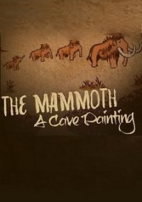 Обложка The Mammoth: A Cave Painting