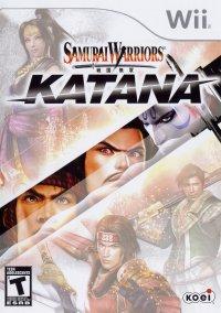 Обложка Samurai Warriors: Katana