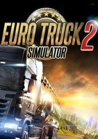 Обложка Euro Truck Simulator 2