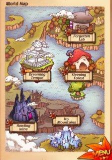 MapleStory: Cave Crawlers